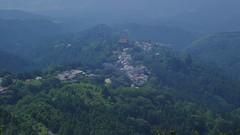 Kinpusenji and Yoshino town  Nara Prefecture,Japan (Rocinante K44) Tags: japan nara yoshino worldheritage