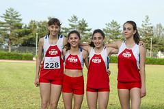 Sonia Gattari, Anna Mengarelli, Cecilia Costantini, Alissa Salvucci