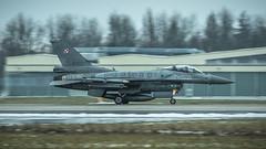 F-16C block 52+ (kamil_olszowy) Tags: f16c block 52 epks poznań krzesiny 31blt 31st tab polish air force siły powietrzne rp jastrząb fighting falcon 4060 jet fighter aim120c aim9x