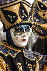 SON01415cropadj (Charlie Jobson) Tags: venice venezia carnevale people costume portrait colour masks