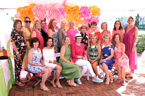 Paca Girlfriends Party for Paca House