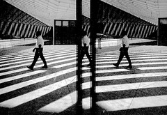 Lisbon Street (13) (feleco (analog ph.)) Tags: leicam2 analogue film agfaapx