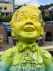 fullsizeoutput_1163 (ianharrywebb) Tags: iansdigitalphotos leith scotland edinburgh oorwillieart abstract statue firthofforth
