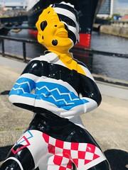 fullsizeoutput_1153 (ianharrywebb) Tags: iansdigitalphotos leith scotland edinburgh oorwillieart abstract statue firthofforth