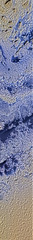 Gale Crater with Curiosity 2, variant (sjrankin) Tags: 20june2019 edited nasa mars msl curiosity galecrater tracks sand rocks mro marsreconnaissanceorbiter esp0536001750 ir infrared irb sanddunes
