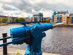 fullsizeoutput_115e (ianharrywebb) Tags: iansdigitalphotos leith scotland edinburgh whalegun firthofforth