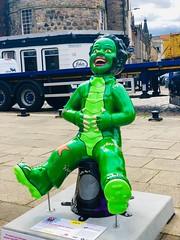 fullsizeoutput_115b (ianharrywebb) Tags: iansdigitalphotos leith scotland edinburgh oorwillieart abstract statue firthofforth