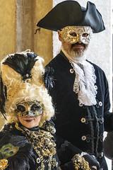 SON01453adj (Charlie Jobson) Tags: venice venezia carnevale people costume portrait colour masks