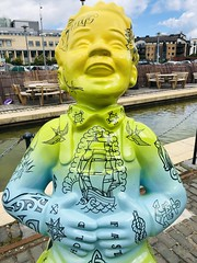 fullsizeoutput_1164 (ianharrywebb) Tags: iansdigitalphotos leith scotland edinburgh oorwillieart abstract statue firthofforth