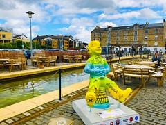 fullsizeoutput_1167 (ianharrywebb) Tags: iansdigitalphotos leith scotland edinburgh oorwillieart abstract statue firthofforth
