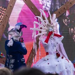 SON01465cropadj (Charlie Jobson) Tags: venice venezia carnevale people costume portrait colour masks