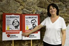 RECOLLIDA DE CARNETS DE L'ANC (Assemblea.cat) Tags: assembleacatalunyaancsagradafamilia barcelona catalunya españa