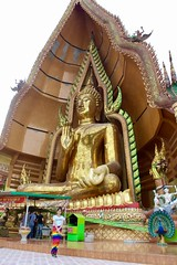 golden Buddha (ChalidaTour) Tags: thailand thai asia asian buddha temple god gold golden seight spot tour guide tourist