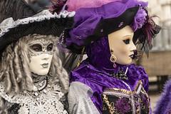 SON01406adj (Charlie Jobson) Tags: venice venezia carnevale people costume portrait colour masks