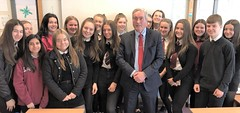 With Preston Lodge High School Higher Class