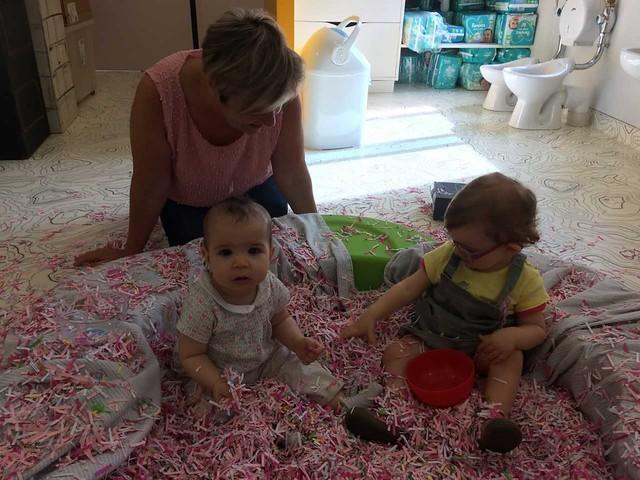 Photo 3 - Des nouvelles de la crèche familiale
