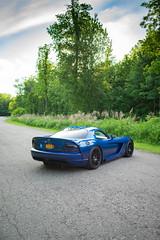 DSC01614 (K McGuckin) Tags: viper dodgeviper acr acre racecar bccoilovers bccoils forgestar forgestarf14 mopar viperta gtsblue vipergts vipersrt10 srt10 sony sonya7ii rochesterny rochester supercar exotic