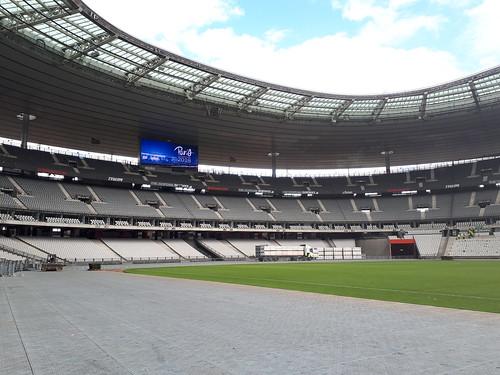 Stade de France tour