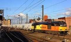 Tug in the Toon. (Chris Baines) Tags: gbrf 60076 dunbar newcastle lynemouth power station tyne coal terminal