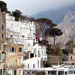 Capri, Campania, Italia