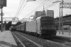 rogoredo marzo 2019 #19 (train_spotting) Tags: milanorogoredo lenord ferrovienordmilano nordcargo dbcargoitaliasrl vectrondc vectron e1910203inc siemens nikond7100