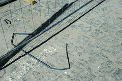 Urban Lines (youdoph) Tags: shadow road geometry stone sand dirt urban city