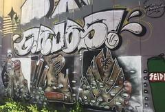 Graffiti (Sentralbadet June 2019) (svennevenn) Tags: gatekunst streetart bergen graffiti nøstet sentralbadet bergengraffiti hur eirikfalckner