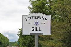 Gill, MA (Stephen St-Denis) Tags: gill massachusetts franklin county enteringmass townline