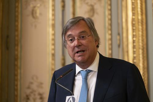 Antonio Pérez-Hernández, director general de Casa de América
