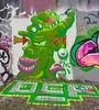 Graffiti (Sentralbadet June 2019) (svennevenn) Tags: gatekunst streetart bergen graffiti nøstet sentralbadet bergengraffiti