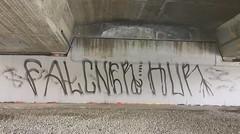 Falcner HUR (svennevenn) Tags: gatekunst streetart bergen graffiti hur eirikfalckner