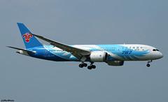 China Southern Airlines Boeing 787-8 Dreamliner B-2727 (RuWe71) Tags: chinasouthernairlines czcsn chinasouthern china peoplesrepublicofchina guangzhou boeing boeing787 b787 b788 b7878 boeing7878 boeing7878dreamliner dreamliner b2727 cn3492543 n1014x londonheathrow londonheathrowairport heathrow heathrowairport lhr egll widebody twinjet landing wingflex