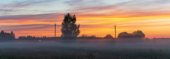 Foggy Dawn (gubanov77) Tags: dawn foggy fog landscape morning savinskoe russia савинское nature sunrise panorama sky summer summertime glow