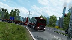Mercedes Benz Actros MP4 Logger combo (teklic97) Tags: li trans livno transport sumarija logger timber mercedes benz mb actros mp4 scs trailer dolly riggid ets2 mods teklic