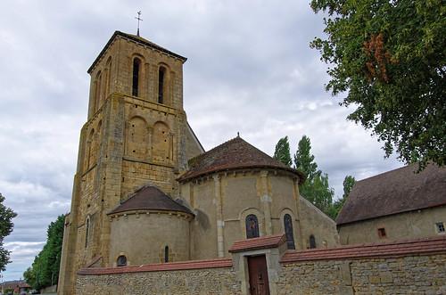 Saint-Pierre-les-Étieux (église) • 3162