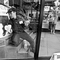 shinjuku, japan (michaelalvis) Tags: asia bw blackandwhite candid city citylife fujifilm flickr fujicolor japan japon japanese japanesesigns monochrome mono nihon nippon peoplestreet portrait people peoplestreets photography reflections streetphotography streetlife street signs travel tokyo shinjuku urban x70