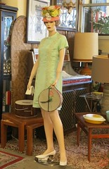 Manuela - It's Time for Spring Shopping! (hmdavid) Tags: manuela mannequin antiquescolony sanjose spring shopping