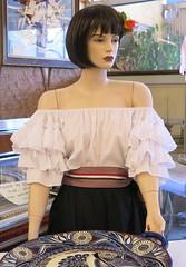 (hmdavid) Tags: manuela mannequin antiquescolony sanjose fashion cincodemayo