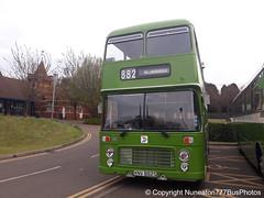 Wellingborough Bus Rally 2019 (114) (Nuneaton777 Bus Photos) Tags: wellingborough bus rally 2019 xnv882s
