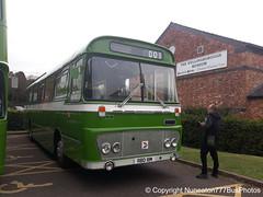 Wellingborough Bus Rally 2019 (113) (Nuneaton777 Bus Photos) Tags: wellingborough bus rally 2019 rbd rbd111m