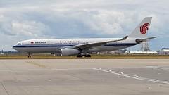 B-6073 | Air China | Airbus A330-243 (geoff487) Tags: airchina cca ca b6073 airbus airbusa330200 airbusa330 londonheathrowairportlhr egll