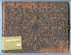 Review - Paperblanks Grolier Ornamentali Gurestbook (Life Imitates Doodles) Tags: