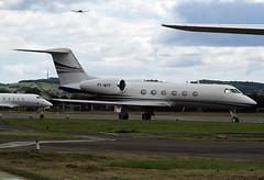 PT-MTP (ianossy) Tags: gulfstream aerospace givx g450 glf4 dnd dundeeairport ptmtp