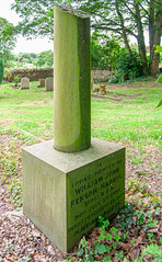 Serjeant WJ Penson-Harris.. (Air Frame Photography) Tags: cwgc great rollright oxfordshire lest we forget grave church