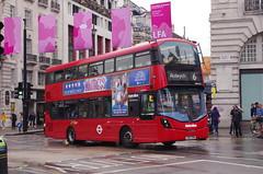 IMGP0899 (Steve Guess) Tags: london england gb uk tfl bus piccadilly circus wright gemini3 metroline lk68enw