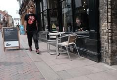 In a Rush (Bury Gardener) Tags: burystedmunds suffolk streetphotography street streetcandids snaps strangers candid candids people peoplewatching folks 2019 england eastanglia uk britain fuji fujixt3 fujifilm abbeygatestreet