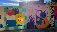 Novembre BSA019. (Joanbrebo) Tags: poblenou barcelona pintadas murals murales grafitis streetart iphonex iphone365