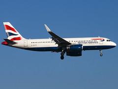 British Airways | Airbus A320-232(WL) | G-EUYV (Bradley's Aviation Photography) Tags: egll lhr london londonheathrowairport londonheathrow heathrow heathrowairport canon70d aircraft aviation avgeek aviationphotography a320 ba britishairways airbusa320232wl geuyv