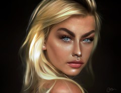 Isabela Ferraz ♥ (Marría Morgenstern) Tags: secondlife sl second girls greeneyes beuty beautiful blonde