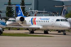 C-GBVU (Wee in YYC) Tags: cgbvu crj crj200 hl8203 bombardier airpohang